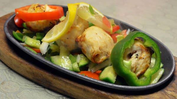 Kockens forslag - Restaurang Goa, Järfälla