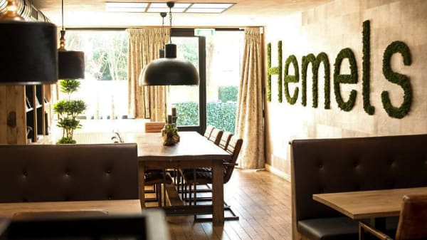 Het restaurant - Hemels, Breda