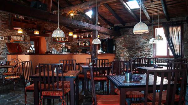 Sala interior - Sal y Canela, Pedrezuela