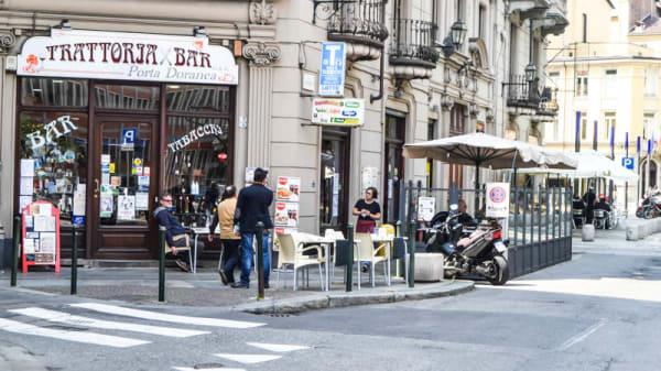 esterno - Trattoria Bar Porta Doranea, Torino