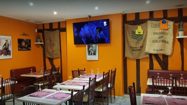 Salle - Pizz' Lunch & Diner, Arcis-sur-Aube