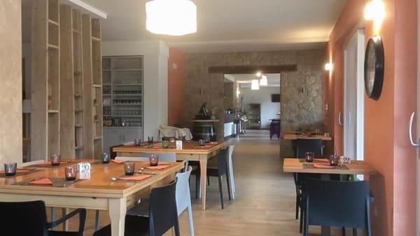 Interno sala pranzo - Corte 300, Roverè Veronese