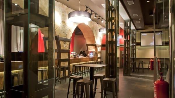 Sala del restaurante - Las Casas del Rey, Cartagena