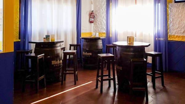 Vista sala - La Venta - Arrocería, Bargas