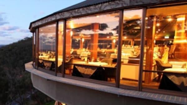 Sunset views - Windy Point Restaurant, Belair (SA)