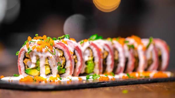 Sugerencia del chef - Senz Sushi & Nikkei (Costanera Center), Santiago
