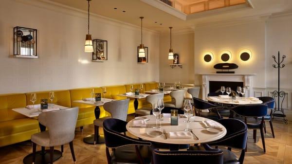 W/A Restaurant and Bar, London