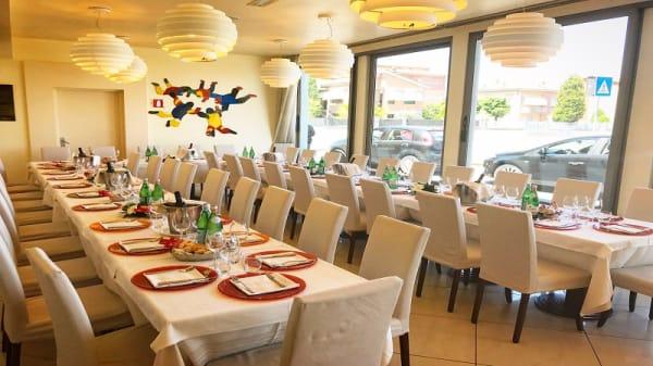Sala del ristorante - Touring Fiorano, Fiorano