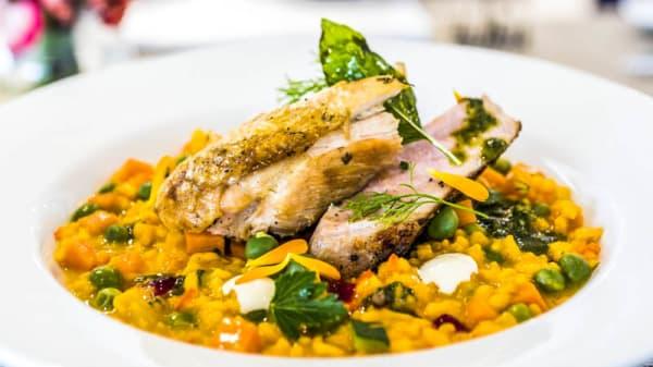 Sugerencia del chef - Restaurante Hesperia Vigo, Vigo