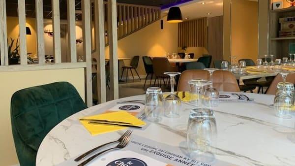 Salle restaurant - Chouan Ky Rit, La Roche-sur-Yon