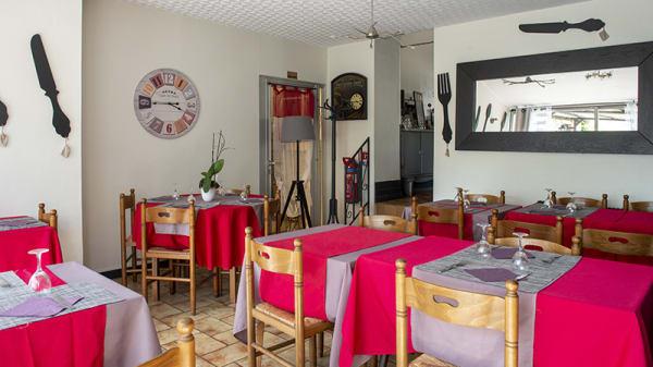 Vue de la salle - Au Bois Tordu, Dijon