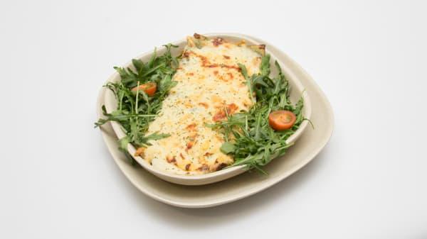 Sugestão do chef - Green, Paredes