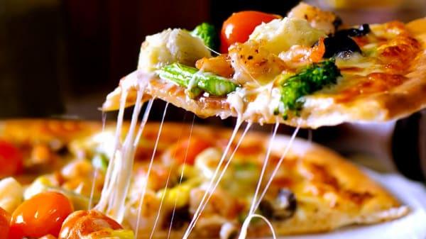 Suggestion de plat - Pizza Di Legno, Etterbeek