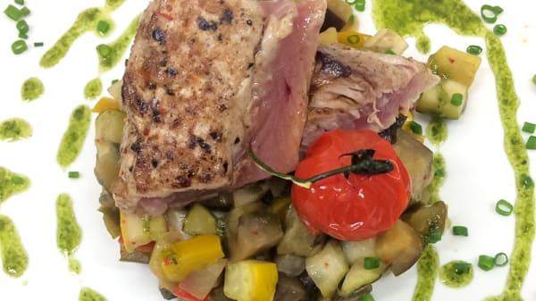 Suggestion de plat - L'Eveil des Sens, Latresne