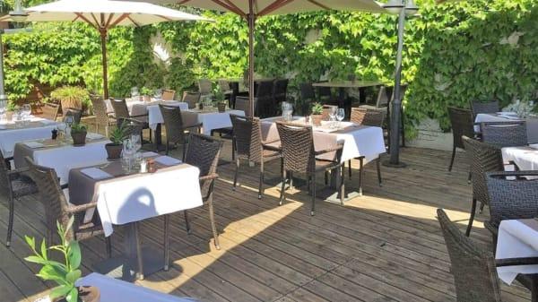 Terrasse - Restaurant du Lac, Versoix