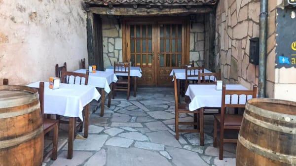 Terraza - Restaurante Asador Casa Paco, Sepulveda