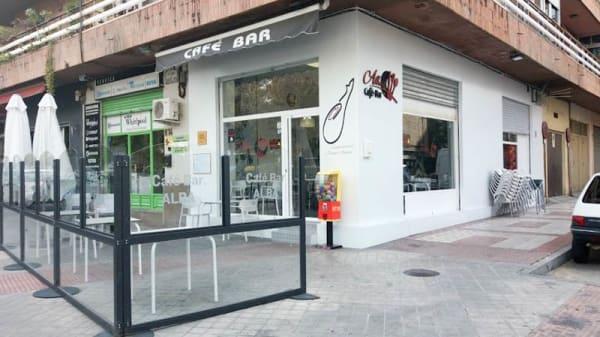 Fachada - Café Bar Alba, Granada