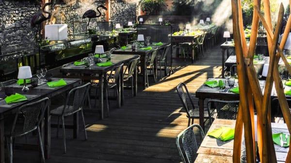 Terrasse - Oh Terroir, Montargis