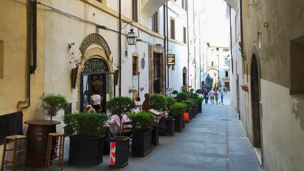 Entrata - Bacco Felice, Spoleto