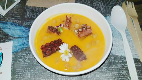 Suggerimento dello chef - Crudo Fish Lounge, Pompei