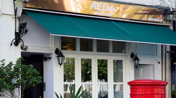 Entrance - Aeda London, London