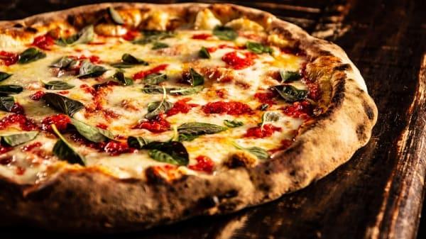 Pizza-O1 - Veridiana - Jardins, São Paulo