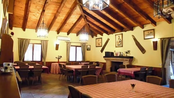 Vista sala - El Retiro de Don Quijote, Villanueva De Los Infantes