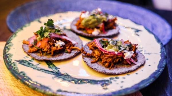 Sugerencia del chef - Azul Frida, Barcelona