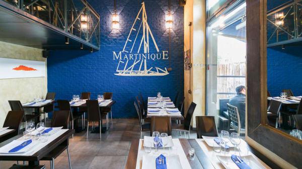 Sala del ristorante - Martinique grill, Milano