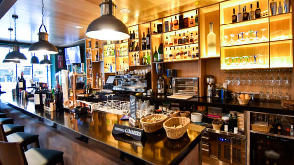 Vista del interior - Urban Gastro Lounge, Granada