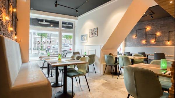 Het restaurant - Restaurant Verena, Amsterdam