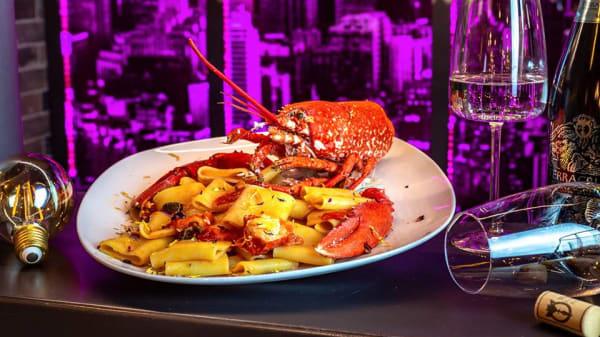 Paccheri all'Astice - Idea.le Food&More, Fano