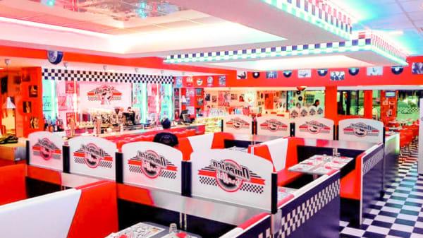Veduta dell interno - America Graffiti Diner Conegliano, Conegliano