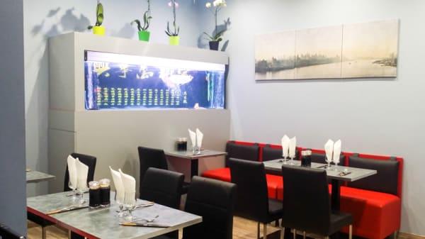 Salle du restaurant - Gourmet Sun, Boulogne-Billancourt
