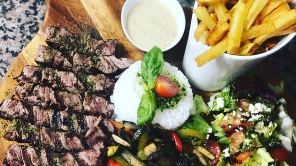 Suggestion de plat - Beef Cut Grill, Nice