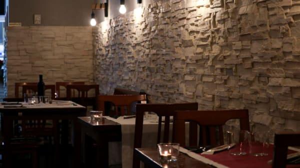 Vista de la sala - La pizzetta Paris Tarragona, Tarragona