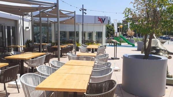 Vista terraza - Vaccu steak house, Calvià