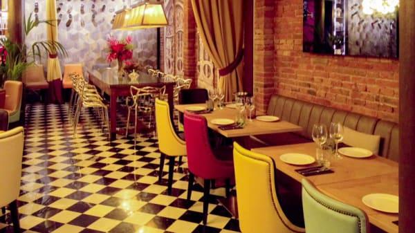 Sala - Vivo Tapas Restaurant Coctelería, Barcelona