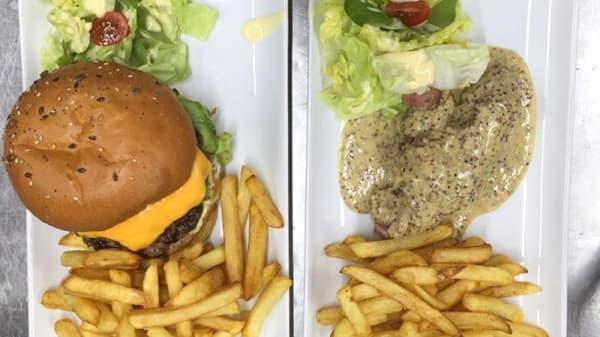 Suggestion de plat - Côté Resto, Les Thilliers-en-Vexin