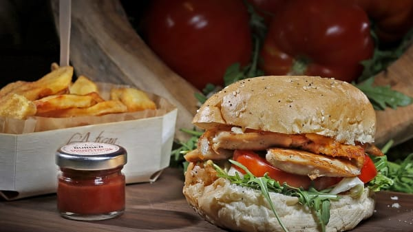 Suggestion du Chef - L'Artisan du Burger, Marseille