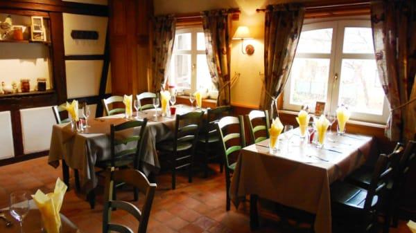 salle - Le Chou'Heim, Krautergersheim