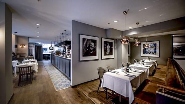 Restaurangens separée - Restaurang Frippe, Stockholm