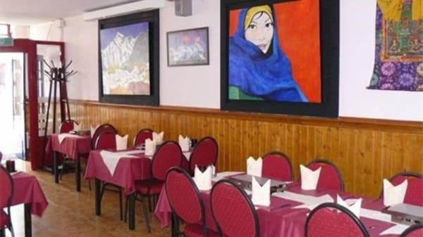 Het restaurant - Everest Tandoori Restaurant, Leiden