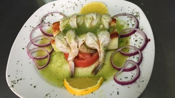 Sugerencia de plato - Marisquería y Cevichería Mony, Ciudad de México
