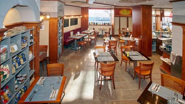 Salle du restaurant - Fantasie Italiane, Schiltigheim