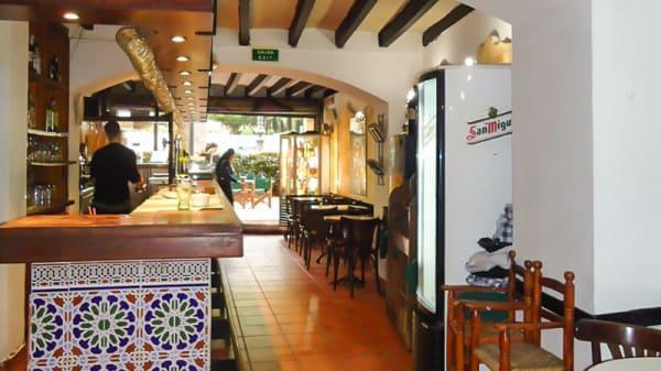Vista interior - Maura, Palma de Mallorca