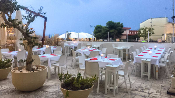 Notte in terrace - Terrazza Paradise, Monopoli