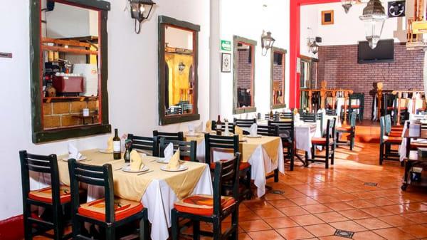 Restaurant - Los Uruguayos, Ciudad de México