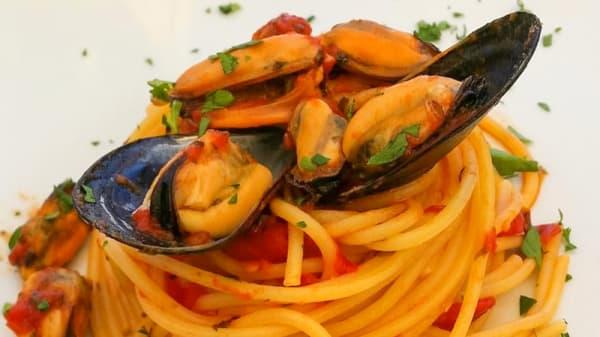 I nostri piatti - Rosso Tannico, Noto