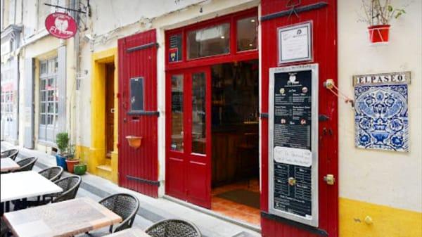 Entrée - El Paseo, Arles